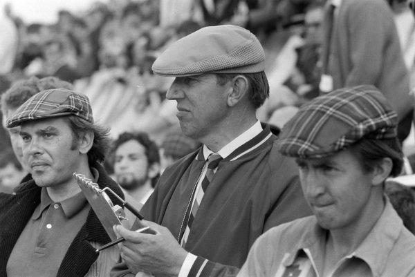 Ken Tyrrell.