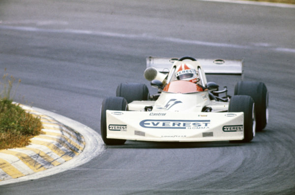 Gianfranco Brancatelli, March 752 BMW.