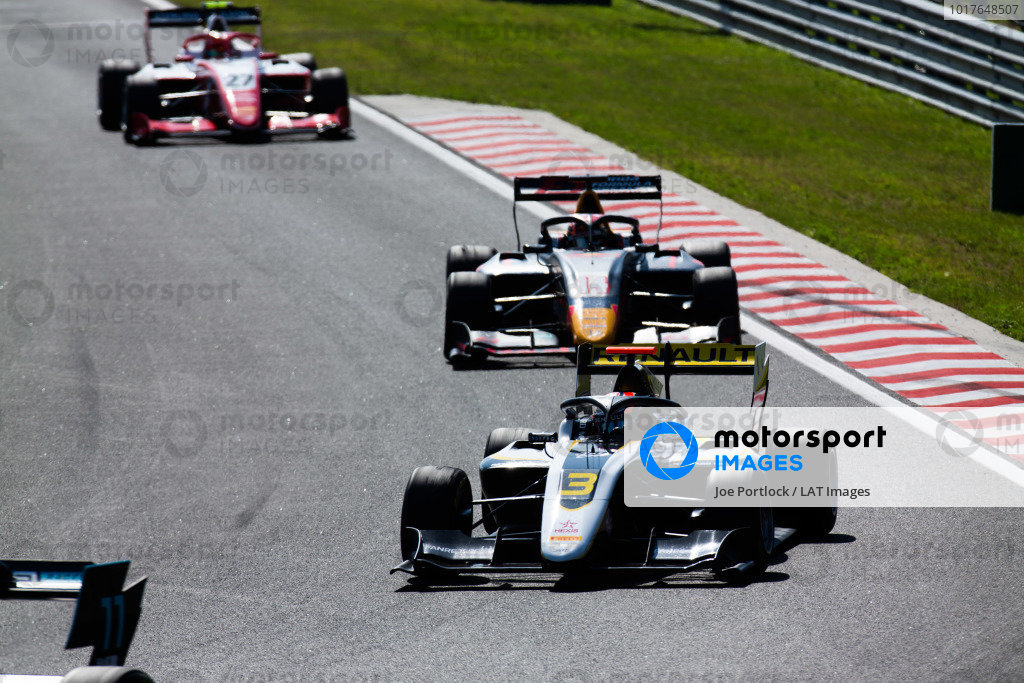 HUNGARORING, HUNGARY - AUGUST 04: Christian Lundgaard (DNK, ART Grand Prix) during the Hungaroring at Hungaroring on August 04, 2019 in Hungaroring, Hungary. (Photo by Joe Portlock / LAT Images / FIA F3 Championship)
