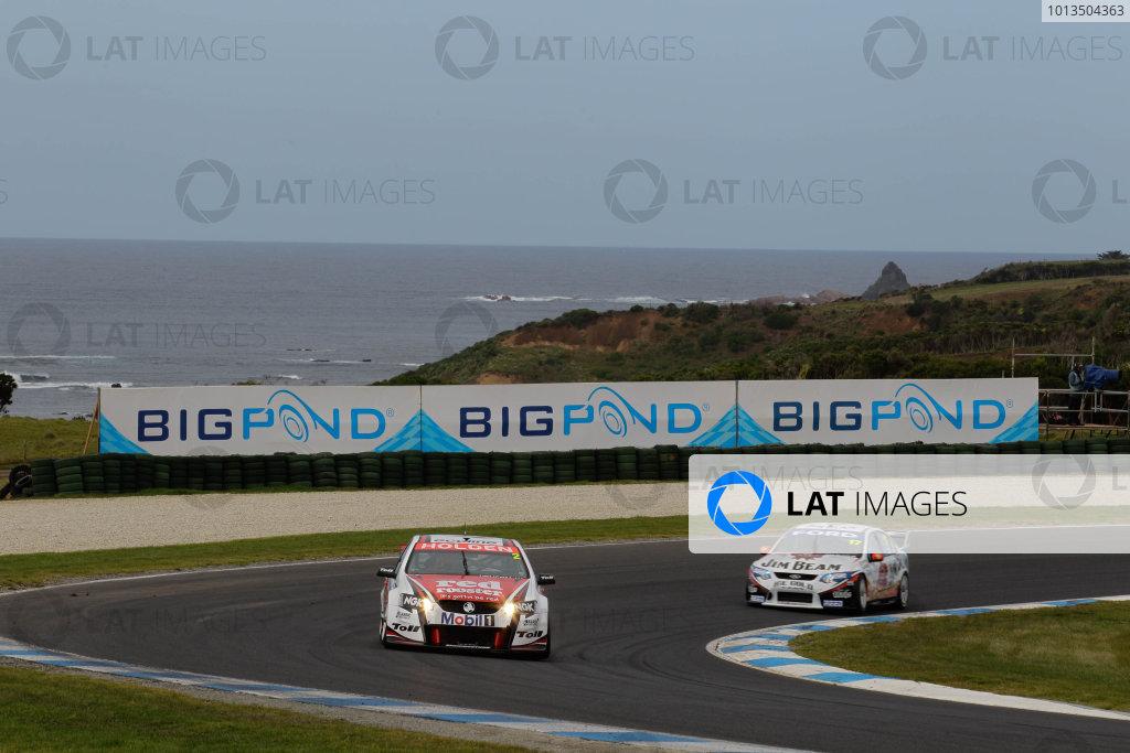 2010 Australian V8 Supercars.