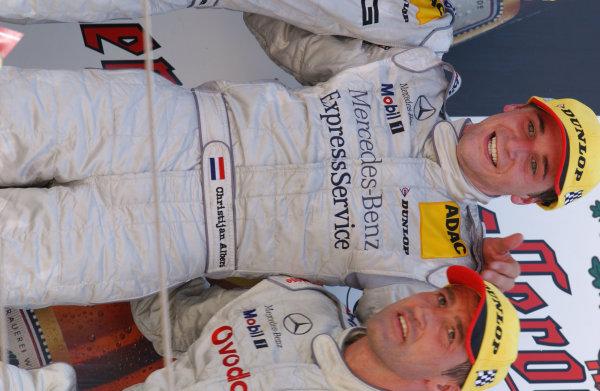 2003 DTM Championship norisring, nurnberg Germany. 20th - 22th june 2003World Copyright: Andre Irlmeier/LAT Photographic