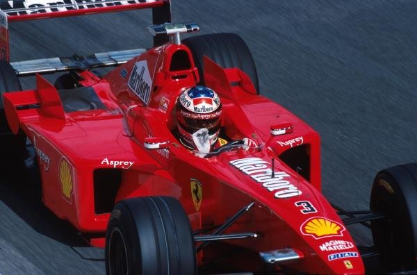 Michael Schumacher (GER) Ferrari F300