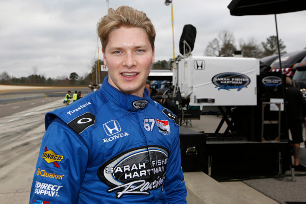 17-18  March, 2014, Birmingham, Alabama, USA Josef Newgarden © 2014, Michael L. Levitt LAT Photo USA