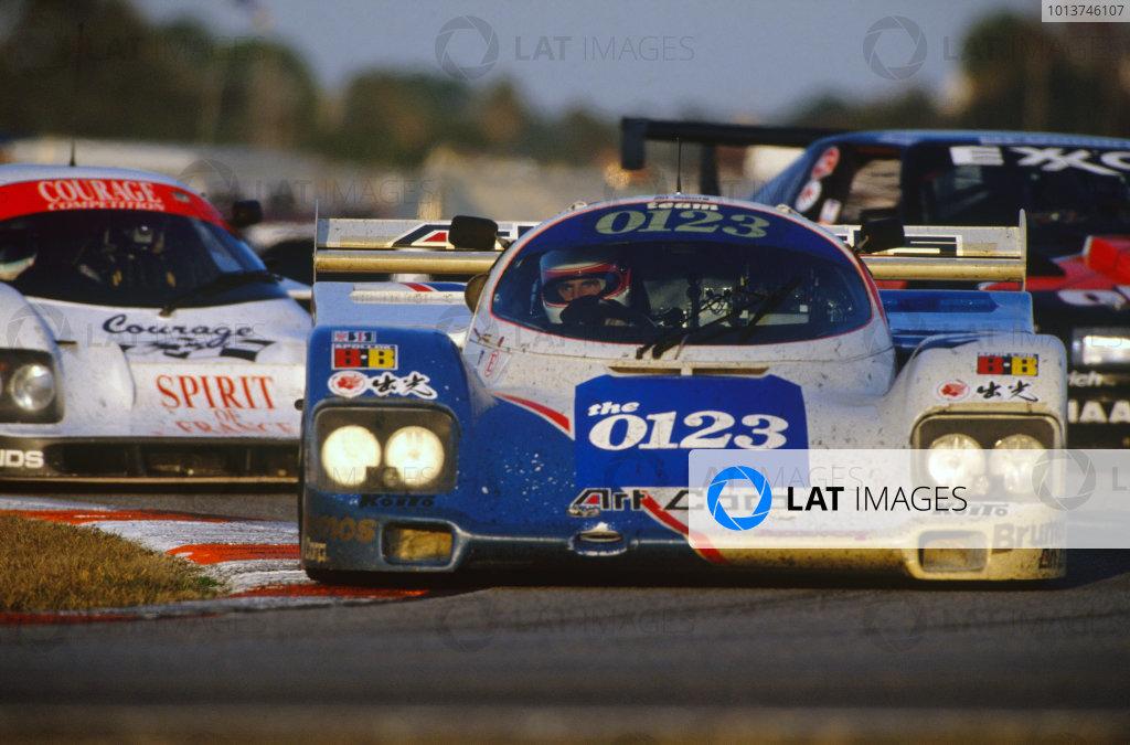 1992 IMSA Championship.