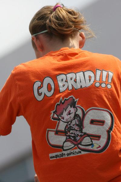 Great Britain Silverstone 18-20 June 2010Bradley Smith fan