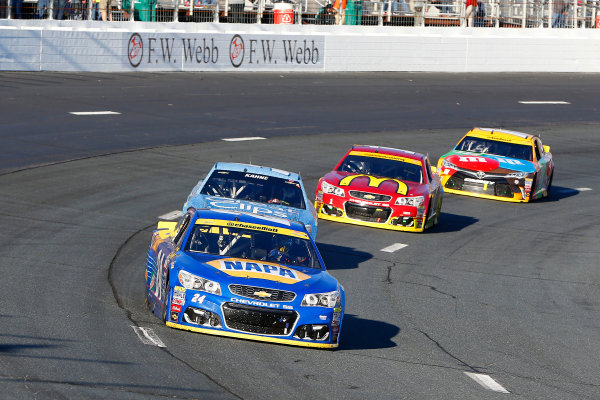 23-25 September, 2016, Loudon, New Hampshire USA Chase Elliott and Kasey Kahne ?2016, Russell LaBounty LAT Photo USA
