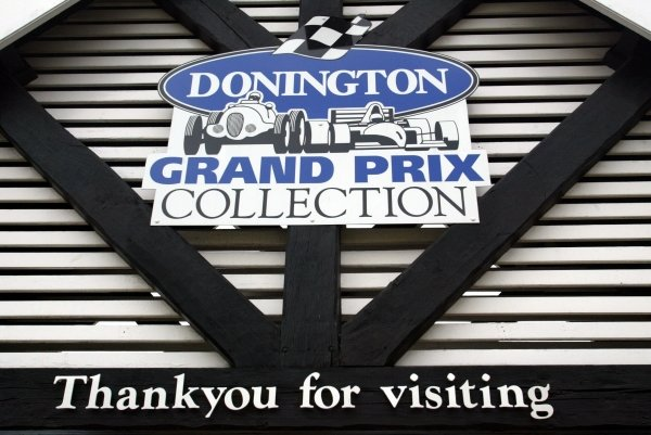 The Grand Prix Collection which celebrates being open for 30 years . Donington Park, England, 22 October 2003