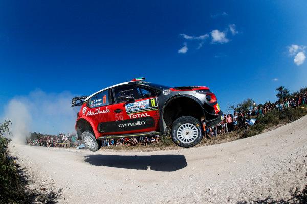 Craig Breen flies high on Rally Argentina