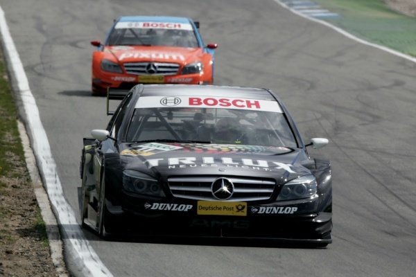 Ralf Schumacher (GER) Trilux AMG Mercedes 