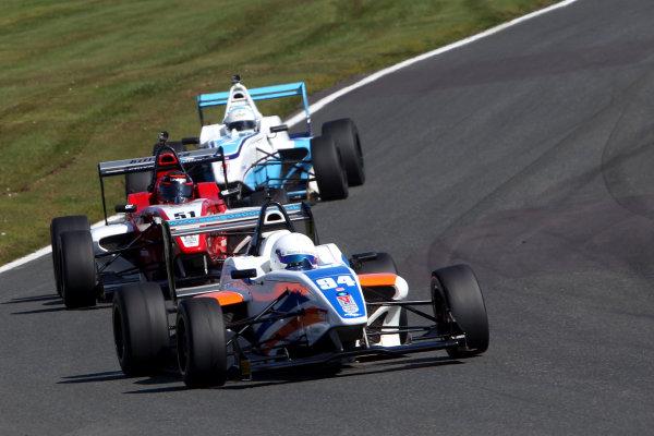 2015 BRDC Formula 4 Championship, Oulton Park, Cheshire. 4th - 6th April 2015. Michael O'Brien (GBR) MGR Motorsport BRDC F4. World Copyright: Ebrey / LAT Photographic.