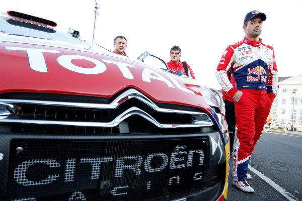 Round 13 - Wales Rally GB. 10th-13th November 2011. Sebastien Loeb, Citroen, PortraitWorldwide Copyright: McKlein/LAT