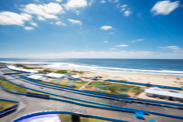 2015/2016 FIA Formula E Championship. Testing, Punta del Este, Uruguay. Sunday 20 December 2015. Sam Bird (GBR), DS Virgin Racing DSV-01. Photo: Zak Mauger/LAT/Formula E ref: Digital Image _L0U9540