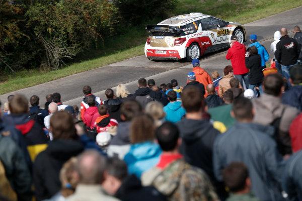 2014 World Rally Championship Rallye Deutschland 21-24 th August 2014 Kris Meek, Citroen WRC, Action Worldwide Copyright: McKlein/LAT