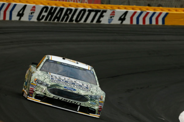 Monster Energy NASCAR Cup Series Monster Energy NASCAR All-Star Race Charlotte Motor Speedway, Concord, NC USA Friday 19 May 2017 Kevin Harvick, Stewart-Haas Racing, Busch Bucks Ford Fusion World Copyright: Matthew T. Thacker LAT Images ref: Digital Image 17CLT1mt1448