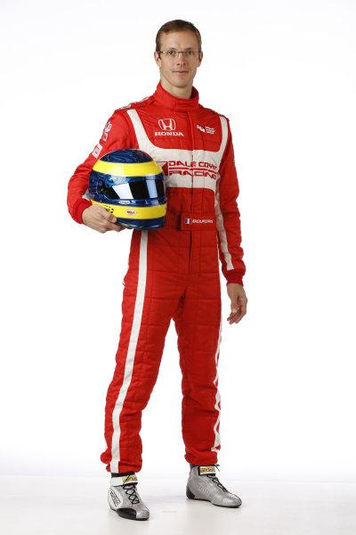 2017 IndyCar Media Day - Driver portrait Phoenix Raceway, Arizona, USA Thursday 9 February 2017 Sebastien Bourdais World Copyright: Michael L. Levitt/LAT Images ref: Digital Image _AT_9669