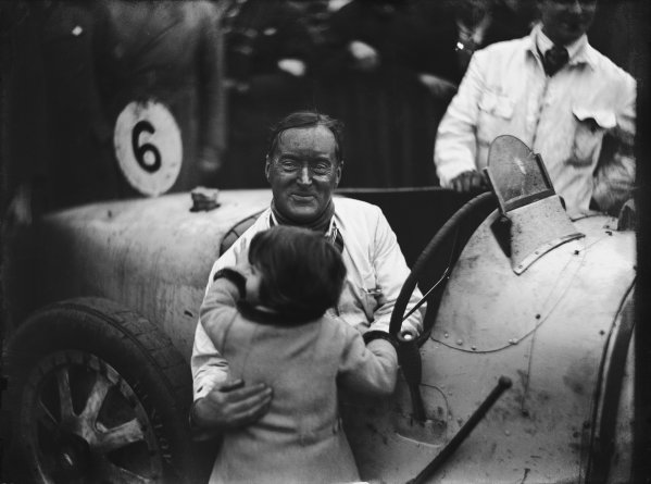 Brooklands, Great Britain. October 1927.