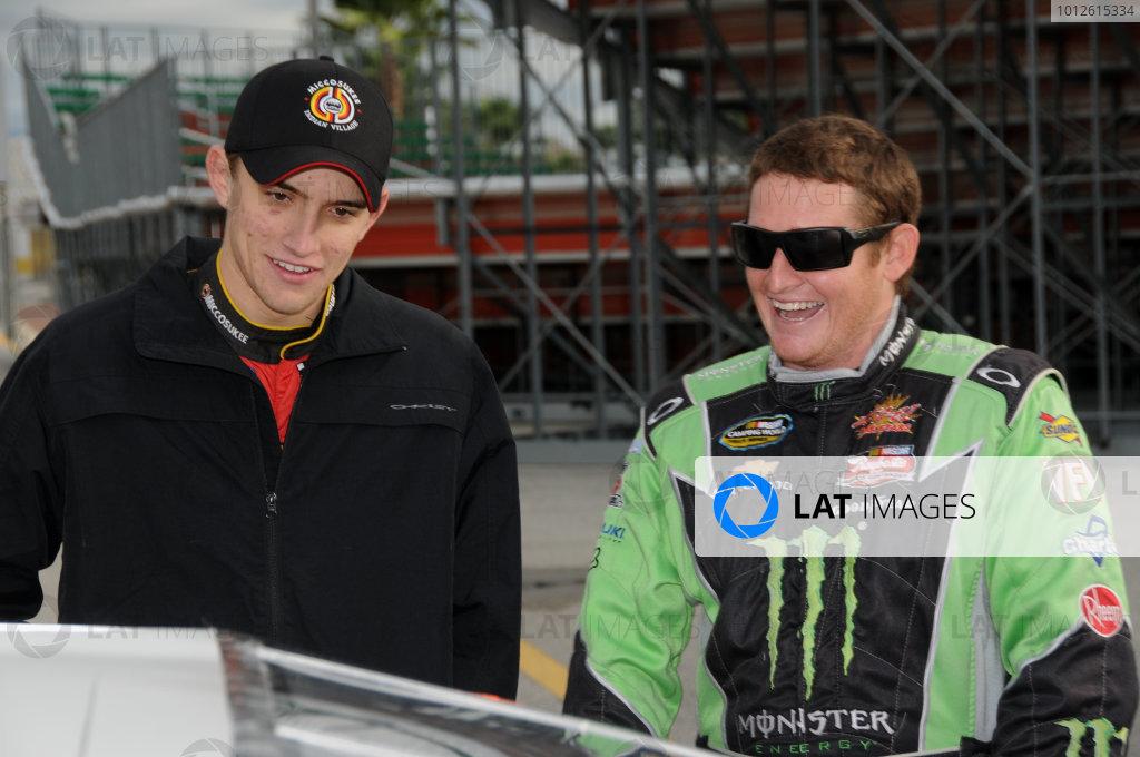 2009 ARCA Daytona Testing