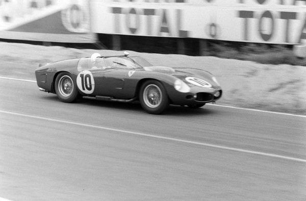 Olivier Gendebien / Phil Hill, Scuderia Ferrari, Ferrari 250 TRI/61.