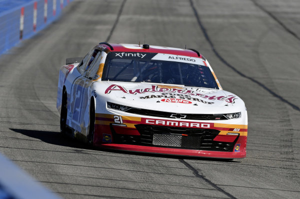 #21: Anthony Alfredo, Richard Childress Racing, Chevrolet Camaro Anderson's Pure Maple Syrup