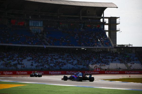 Brendon Hartley, Toro Rosso STR13 Honda.