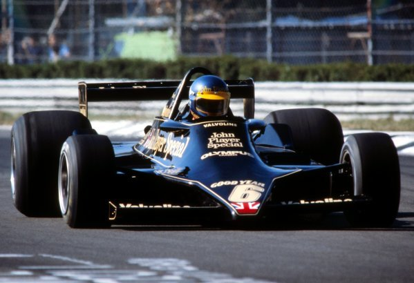 Ronnie Peterson (SWE), Lotus 78.