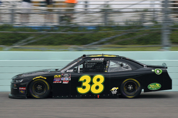 #38: J.J. Yeley, RSS Racing, Chevrolet Camaro RSS Racing