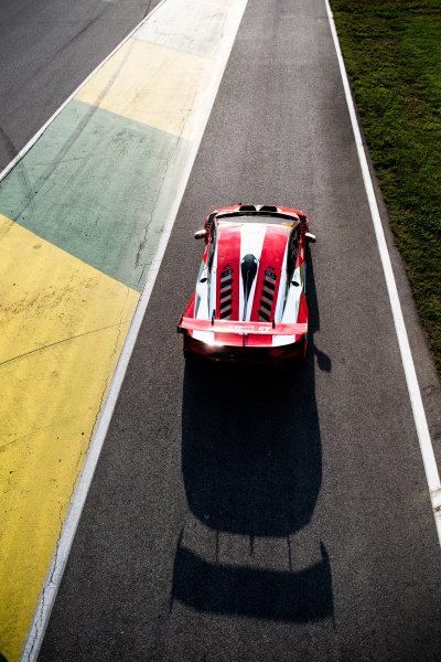 Nelson Piquet, Ansa Motorsports, Lamborghini Broward, Lamborghini Huracan Super Trofeo EVO. Photo: Jamey Price for Lamborghini