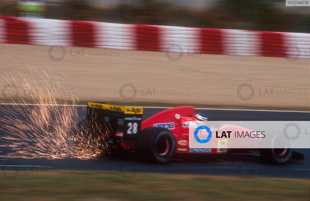 1992 Spanish Grand Prix.