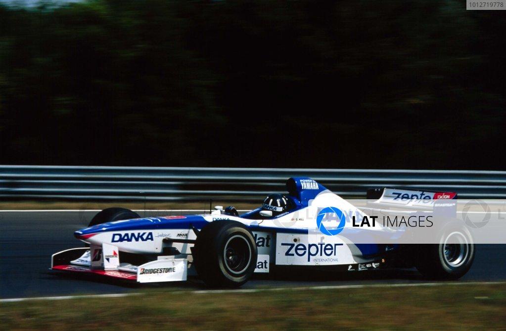 1997 Hungarian Grand Prix.