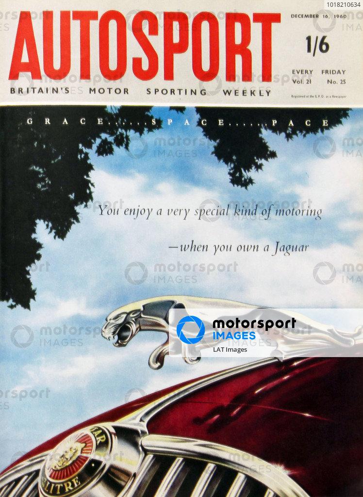Autosport Covers 1960