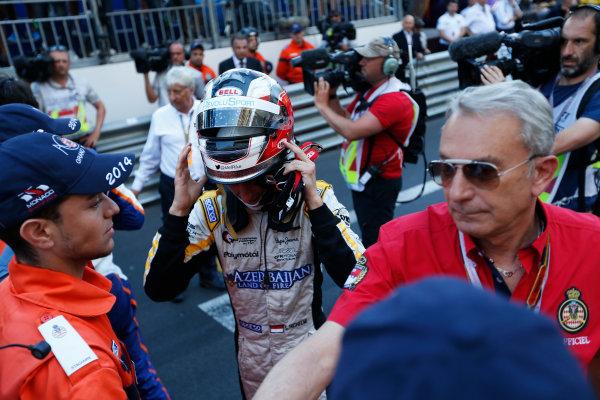 2014 GP2 Series Round 3 - Race 2 Monte Carlo, Monaco. Saturday 24 May 2014. Stephane Richelmi (MON, DAMS)  Photo: Sam Bloxham/GP2 Series Media Service. ref: Digital Image _SBL3914