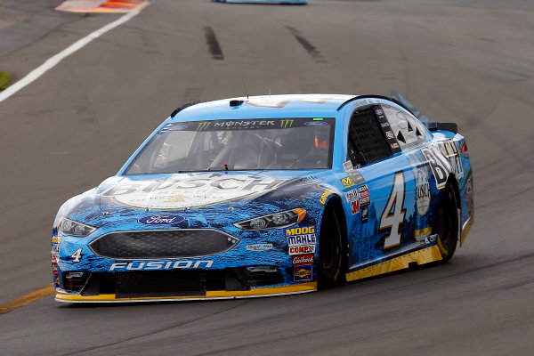 Monster Energy NASCAR Cup Series I LOVE NEW YORK 355 at The Glen Watkins Glen International, Watkins Glen, NY USA Saturday 5 August 2017 Kevin Harvick, Stewart-Haas Racing, Busch Beer Ford Fusion World Copyright: Russell LaBounty LAT Images