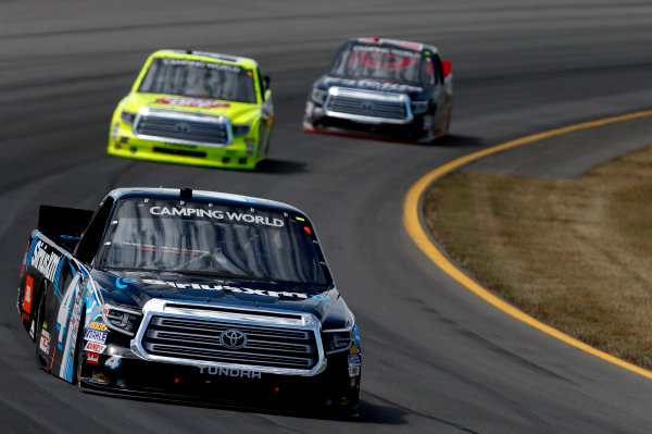 NASCAR Camping World Truck Series Overton's 150 Pocono Raceway, Long Pond, PA USA Saturday 1 July 2017 Christopher Bell, SiriusXM Toyota Tundra World Copyright: Matthew T. Thacker LAT Images