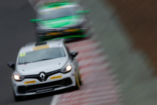 2015 Renault Clio Cup,  Brands Hatch, Kent. 4th-5th April 2015. Jordan Stilp (GBR) 20Ten Racing Renault Clio Cup World Copyright: Ebrey / LAT Photographic