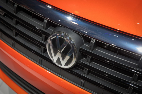 2019 Volkswagen 2019 concept debuts at the 2018 North American International Auto Show in Detroit.