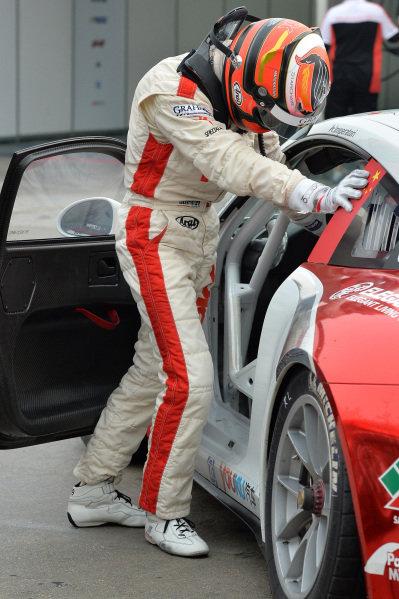 Alexandre Imperatori (HKG) PICC Team StarChase. Porsche Carrera Cup Asia, Sepang, Malaysia, 28-30 March 2014.
