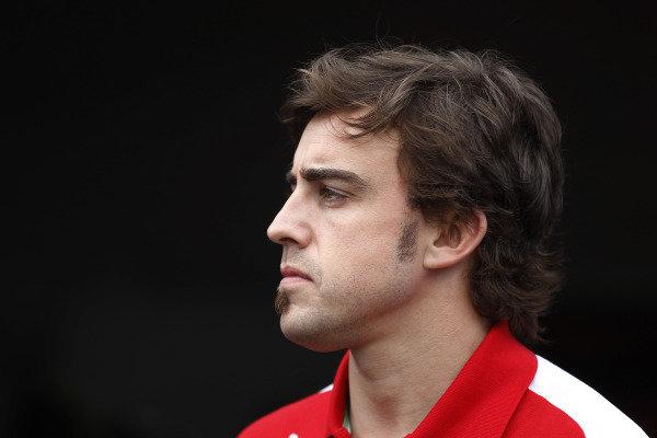 Albert Park, Melbourne, Australia15th March 2012.Fernando Alonso, Ferrari. World Copyright:Steven Tee/LAT Photographicref: Digital Image _A8C0991