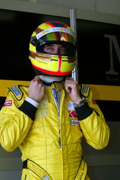Esteban Guerreri (ARG) Team Midland Euro Series.