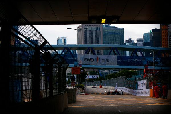 Suzuka Circuit, Japan. Sunday 09 October 2016. Jerome d' Ambrosio (7, Faraday Future Dragon Racing) World Copyright: Zak Mauger/LAT Photographic ref: Digital Image _X0W1822