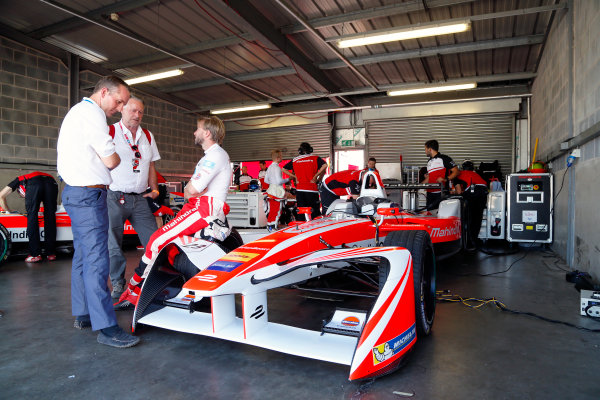 FIA Formula E Season 3 Testing - Day Two.
