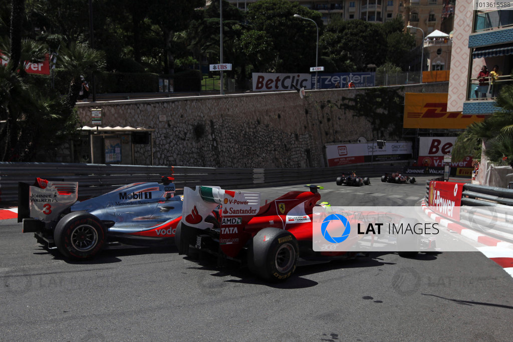 2011 Monaco Grand Prix - Sunday