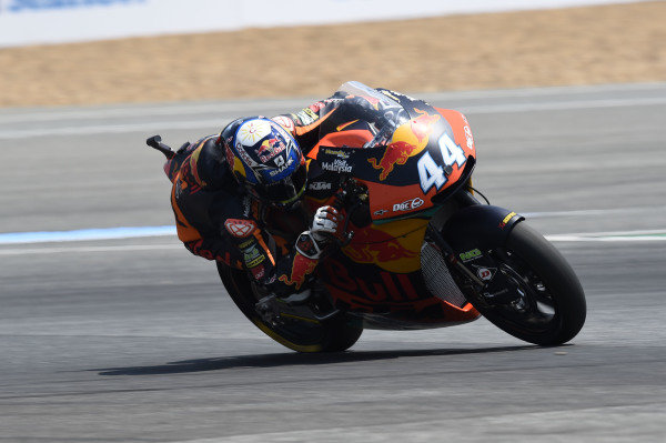 Miguel Oliveira, Red Bull KTM Ajo.