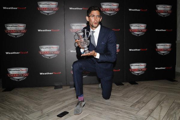 2018 WeatherTech Night of Champions, Jordan Taylor