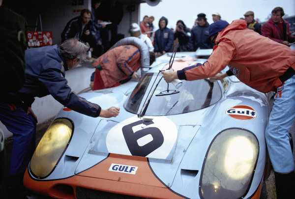 50 Years since the 917 was launched at the 1969 Geneva Motor Show