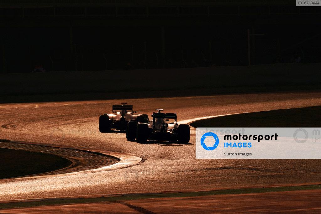 960de369487 Formula One Testing Photo
