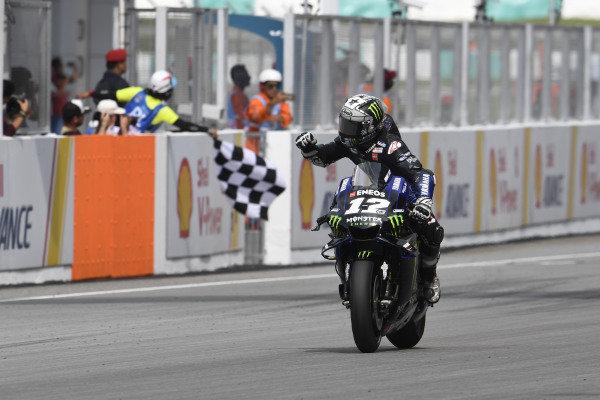 Maverick Vinales, Yamaha Factory Racing, Wins