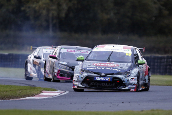 Tom Ingram (GBR) - Toyota Gazoo Racing UK with Ginsters Toyota Corolla