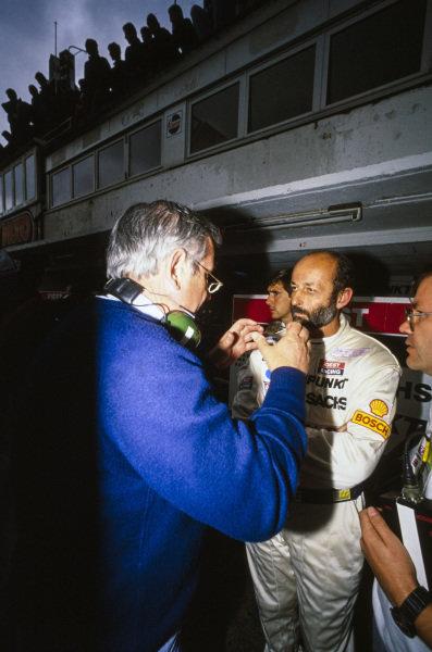 Henri Pescarolo, Joest Racing.