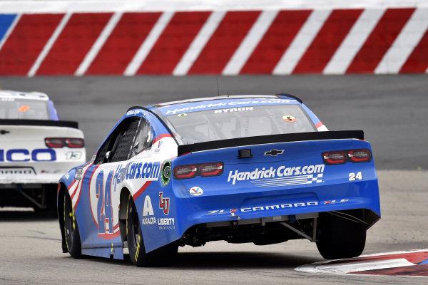 #24: William Byron, Hendrick Motorsports, Chevrolet Camaro Hendrickcars.com