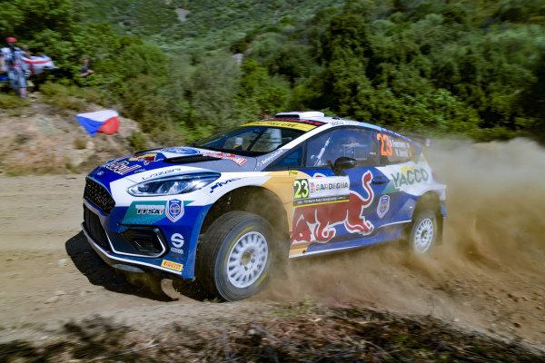 Adrien Fourmaux (FRA), M-Sport World Rally Team, Ford Fiesta Rally2 Evo 2021